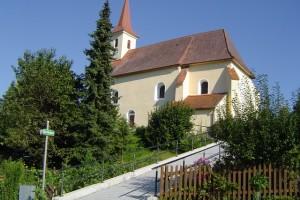 Kirche Phyrafeld