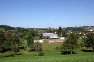 Sportanlagen von oben